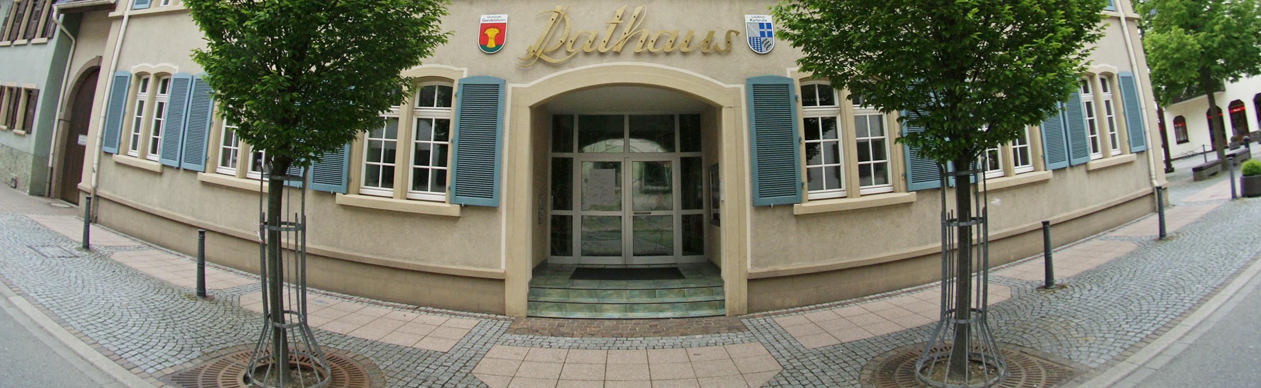 Rathaus Gondelsheim